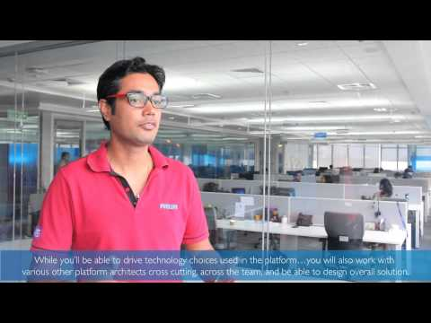 Philips Innovation Campus  Hiring for Software Architect