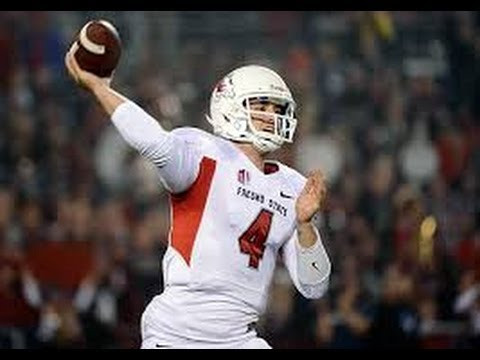 Derek Carr Highlights Fresno State HD