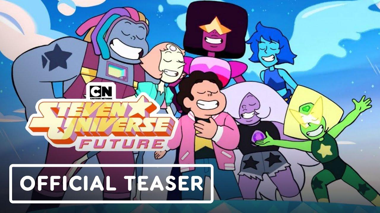 Cartoon Network S Steven Universe Future Official Teaser Trailer Youtube
