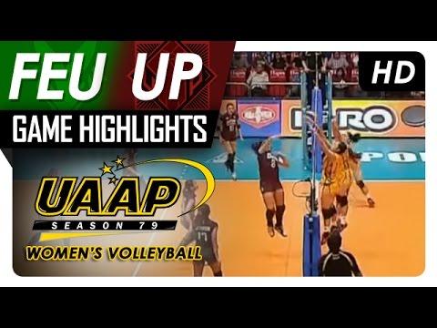 FEU vs. UP | Game Highlights | UAAP 79 WV | April 5, 2017