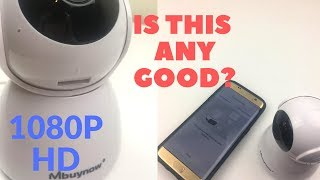 Smart Home Security IP Camera Mbuynow Review (2019)