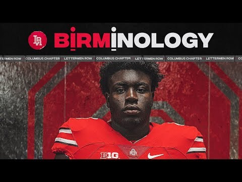 Tunmise Adeleye: Committed, ready to help Ohio State win national titles