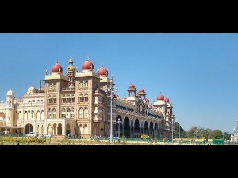 Mysore tourism places