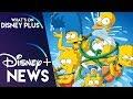 Disney Plus Australia Simpsons