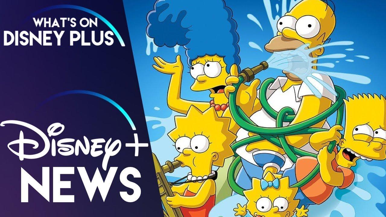 Simpsons Disney