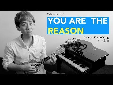 Calum Scott - You Are The Reason | Ukulele LIVE Cover By Daniel Ong