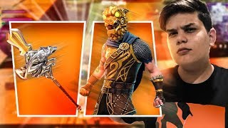 I BOUGHT THE LEGENDARY SKIN FIGHTING DOG AT FORTNITE ‹ JUAUM ›