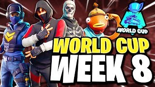 NRG Fortnite World Cup Week 8 Duos Finals Montage Preview