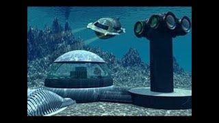 НЛО в океане. Шифровка НЛО с глубин. Затонувший корабль пришельцев. Документальный фильм.mp4