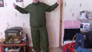 Original British Army Thermal Arctic Softie Trousers PCS
