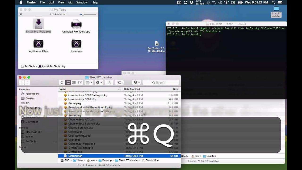 pro tools 7 hd mac