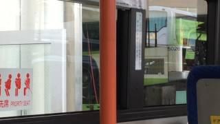国際興業バス 練馬営業所 5026 志村営業所 にて 車検中