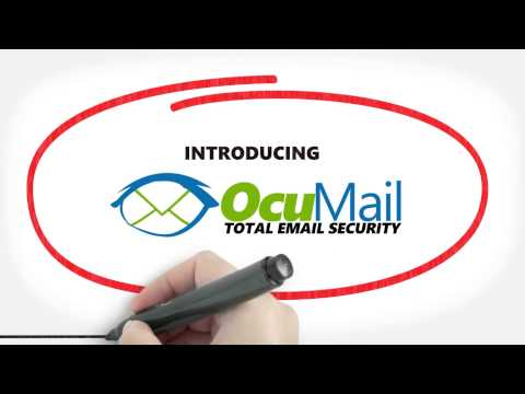 Introducing OcuMail Medical Grade Email