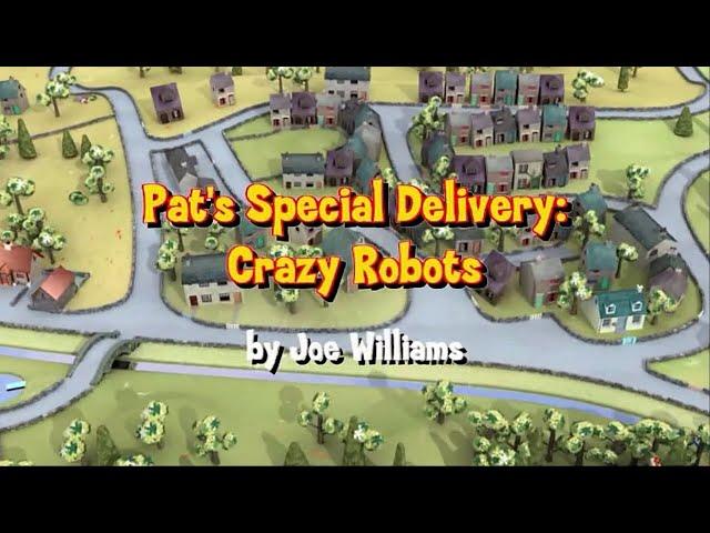 Pieter Post - Seizoen 9 - Afdeling Speciale Pakketjes - Aflevering 4 - Geflipte Robots