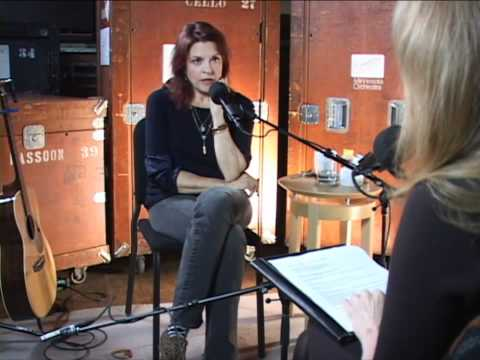 In the Room with Rosanne Cash + Krista Tippett (live stream version)