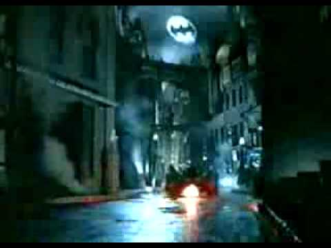 BATMAN - OnStar TV commercial Gordon