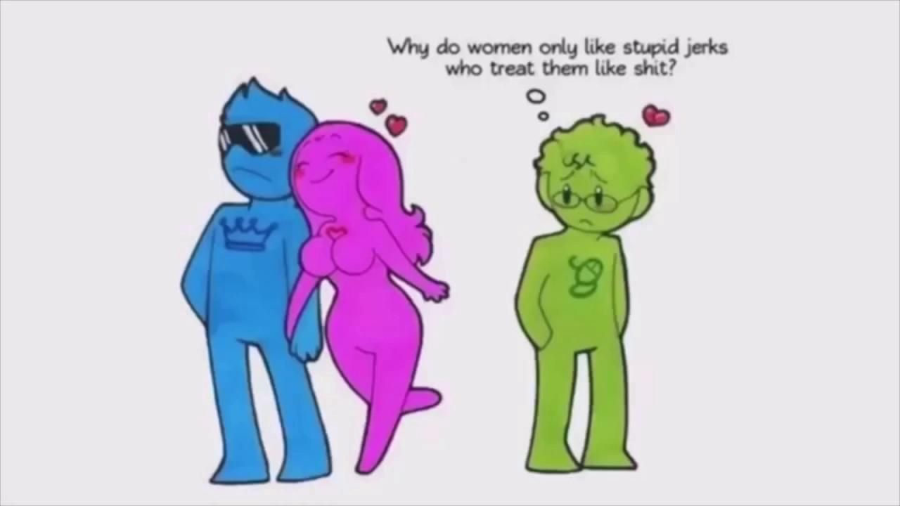Generic Why Do Women Only Like Jerks Meme - YouTube