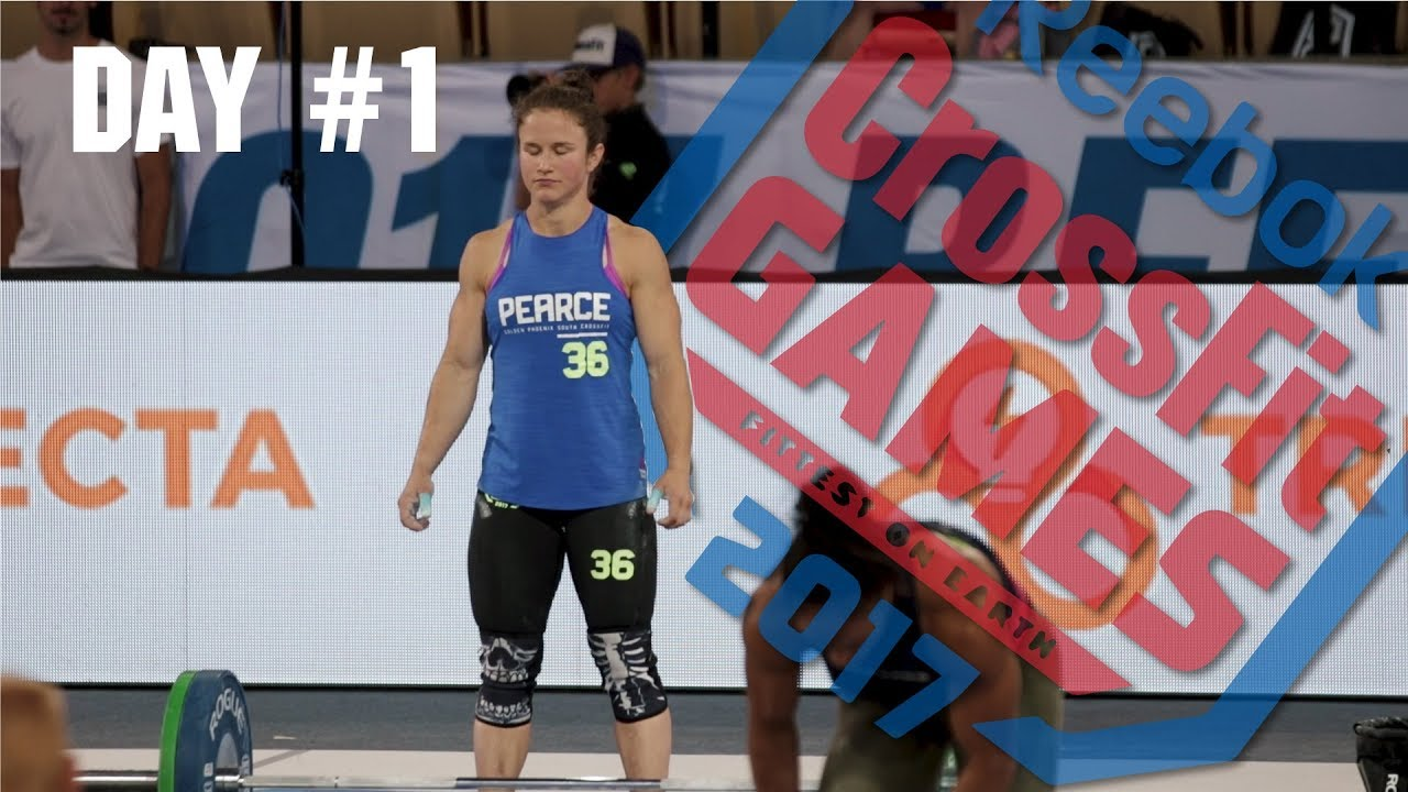 Day One At The 2017 Reebok Crossfit Games Rocktape