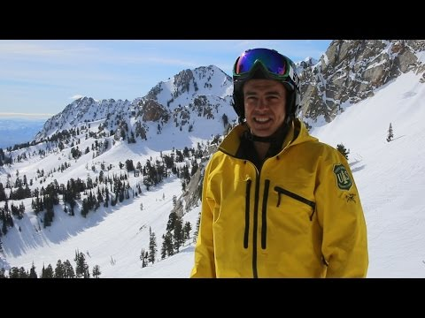 Winter - Uinta-Wasatch-Cache National Forest - It's All Yours