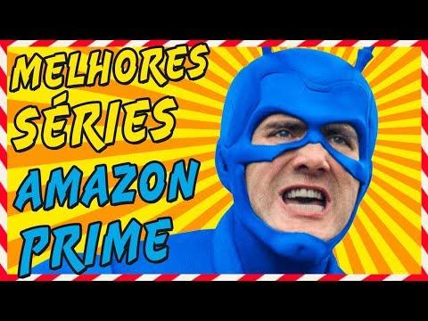 Melhores séries para assistir na Amazon Prime Vídeo
