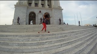 Longboarding: Dominican Republic Travel Video