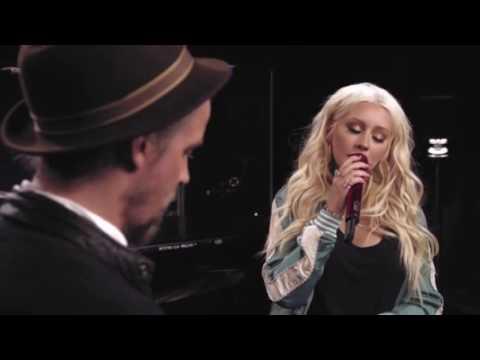 Christina Aguilera - Say Something ft Colin Smith (Masterclass)