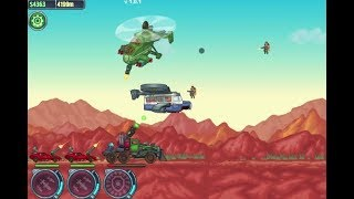 ROAD OF FURY DESERT STRIKE GAME LEVEL 3 WALKTHROUGH