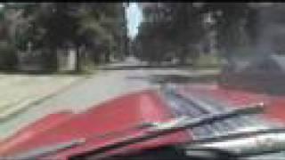 """Cha Cha Cherry Bomb"" My 1954 Pontiac Chieftain"