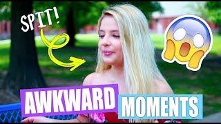8 Awkward Moments Everyone Has Experienced