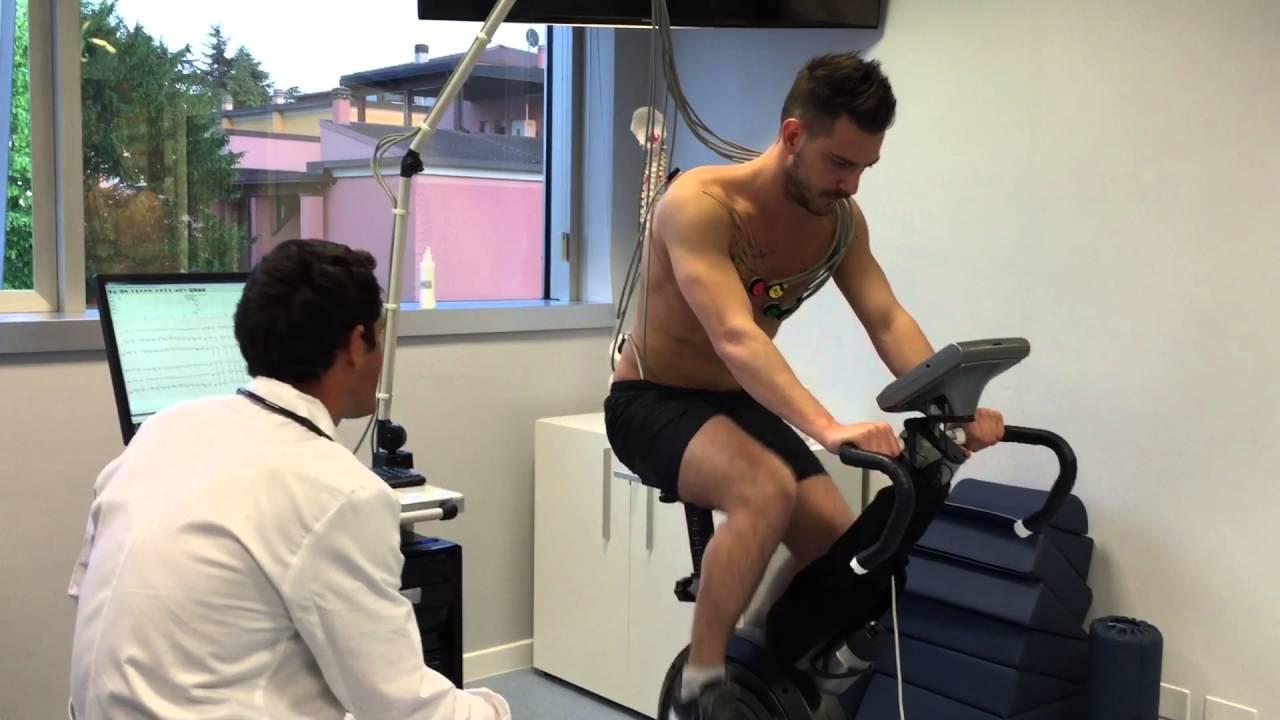 Risultati immagini per test da sforzo per atleti per cuore