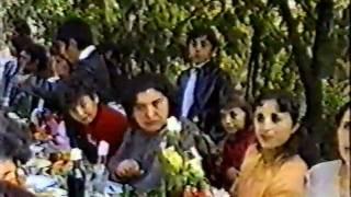 ЧАЙЛУ.  СВАДЬБА 1988г. 1часть.  Нагорный Карабах.