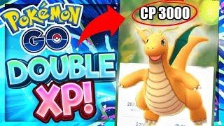 MY FIRST 3000 CP POKEMON?!? - Pokemon Go