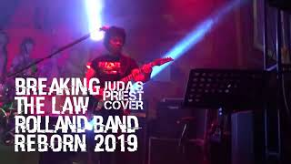 Breaking The Law Judas Priest Cover Rolland Band