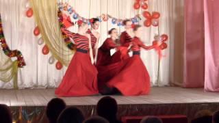 """песня""""Карма"""" Инь-Янь. г.Минск СШ №219 танец."""