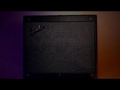 """Sound Test """"Fender Mustang GTX50"""" (Clean)"""