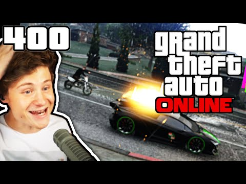 XL CHALLENGE SPECIAL | GTA ONLINE #400 | Let's Play GTA Onli