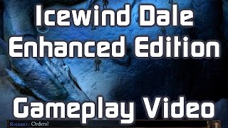 Icewind Dale: Enhanced Edition by Overhaul Games for iPhone and iPad Gameplay Trailer