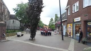 Street parade Ommen 23-06-2018
