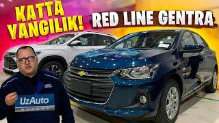 GM UZBEKISTAN ZAVODI ISHLAB CHIQARISH JARAYONI TO'LIQ VIDEOSI RED LINE GENTRA YANGILIK