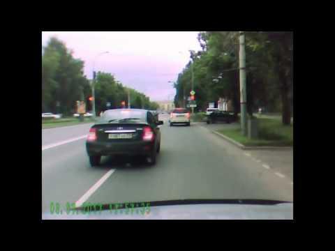 Нападение на мотоциклиста в Перми 8 июля