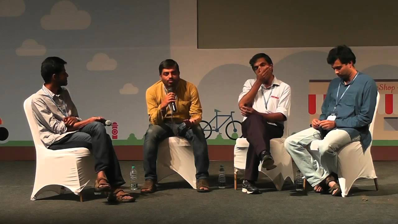 Image from Python In Education (Panel Discussion)