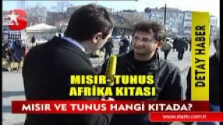 Misir ve Tunus Hangi Kıtada