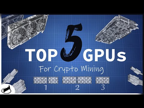 Top 5 Graphic Cards For Mining In 2021