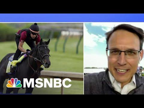 Steve Kornacki: The Morning-Line Favorite Is Medina Spirit