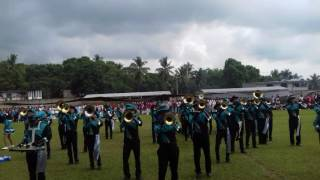ICSFRA MUSICAL BAND | 3er lugar Taxisco Guatemala 2016