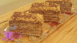 Армянский торт Микадо 🎄 Праздничный рецепт 🎄 Armenian Mikado Cake 🎄 Простой рецепт