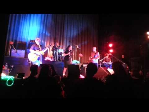 Ordinary Angels - Frente LIVE in Castlemaine 2014