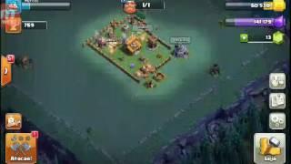 Layout para clash of clans nova atualização (cabana do construtor nivel 3)