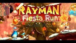 الآن في آخر إصداراتها اللعبة الشهيرة Rayman Fiesta v1 0 3 للأندرويد