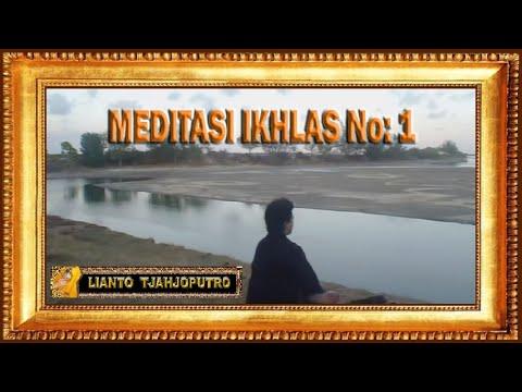 Meditasi Ikhlas No 1 - Jawa Music Palaran Asmarandana - Lianto Tjahjoputro